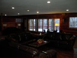 Part of the Lodge