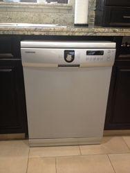 Samsung Dishwasher 1000AED