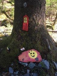 Rock Art and Fairy Doors