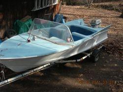 1957 Custom Craft Sea Ray
