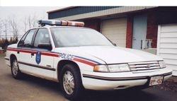 Dieppe Police Force (NB)