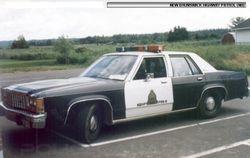 New Burnswick Highway Patrol