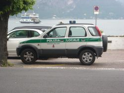 Bellagio Police (Italy)
