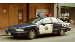Moncton Police Force (NB)