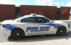 Springhill Police Services (NS)