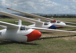 Three K6's at Caboolture