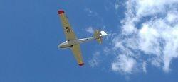 GLM in flight