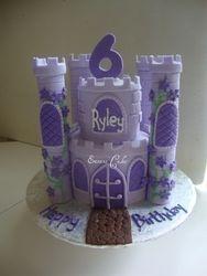 Castle Cake 5 (B054)