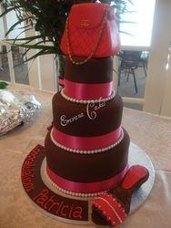 Bridal Shower Cake 1(SP050)