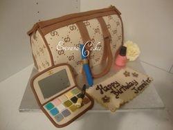 Gucci Bag Cake(SP054)