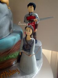 Narnia Kids, Edmund and Susan (SP019)