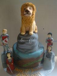 Narnia Cake. (SP018)