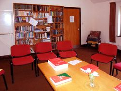 The Meeting Room, Library end