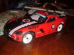 My newly built car