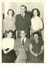 Knott family 1952
