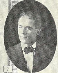 Carlton V. Knott 1918