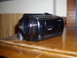 HD Night Vision camcorder, expensive!
