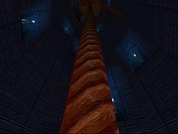Black Tower inside