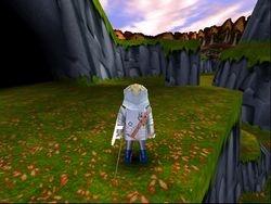 Forest - Zatila's cavern
