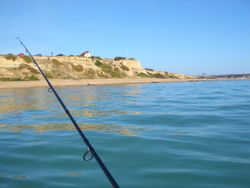galley hill from kayak
