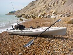 ashore at  fairlight