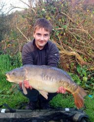 16lb 2oz old cabin 29/10/13