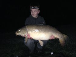 23lb 4oz old cabin 30/10/13