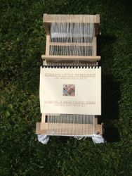 "10"" Loom and Warping Instruction Book"