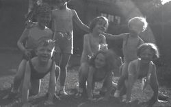All us kids again! 1938