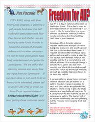 July Newsletter!