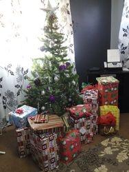 2013 Gift Tree