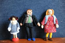 Ancestors of Grecon dolls?