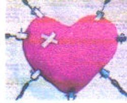 THE BUGGEST BROKEN HEART IN TEXAS-DAVID WARD