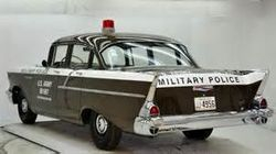 Military Police Canada