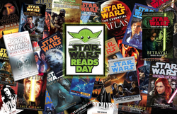 Star Wars Reads Day!