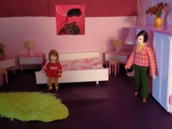 Erna Meyer's dolls