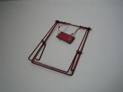 Foldable metal swing...