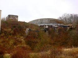 The secret bunker..