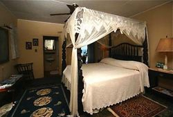 Canopy Bed - Master Bedroom