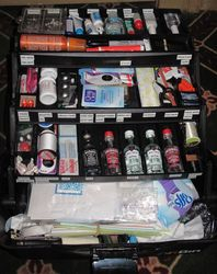 Brides Emergency Tackle Box
