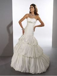 Wedding Dress Front