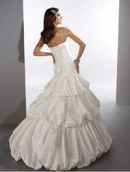 Wedding Dress Back