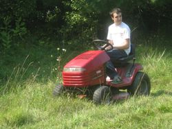 More on mowing