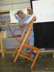 Glen Blake--Chair