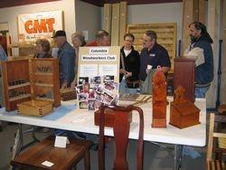 Club display at Mann Tool