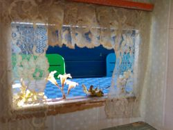 Original curtaining