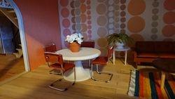 Diningroom set, handmade