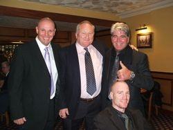 Gary Clwyd,Johnny Palance , Mark Rocco