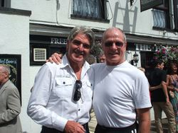 Mark rocco and Johnny Saint