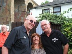 Tony St Clair,Wendy Mellor, John Kenny